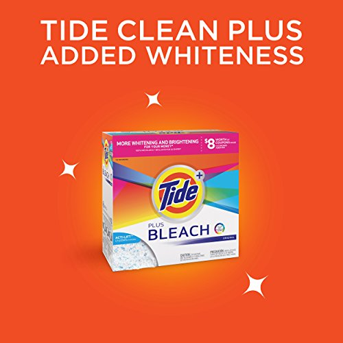 The 8 best tide detergent with bleach