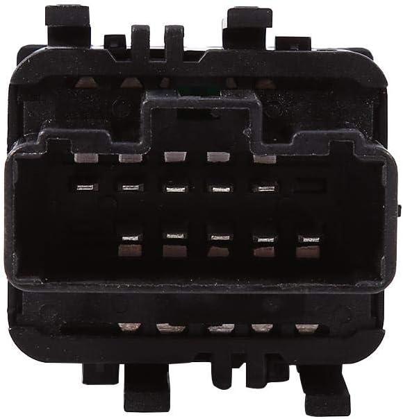 Gorgeri Pulsante comando elettrico doppio interruttore a pulsante per Clio II 2 8200 060 045