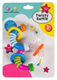 Cudlie Children's Baffling Twisty Rattle