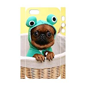 3D Case For Sam Sung Note 3 Cover Case Happy Wednesday Everyone! the Cutest Dog Animals You Have Ever Seen, [White]