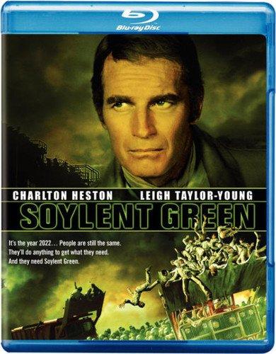 Soylent Green [Blu-ray]