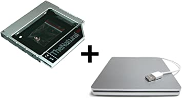 TheNatural2020 - HDD/SSD adaptador compatible con Apple iMac 20 ...