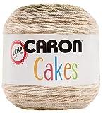 Caron Cakes Self-Striping Yarn ~ BUTTERCREAM ~ 7.1 oz. Cake by the Each