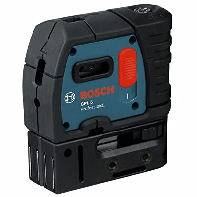 Factory Reconditioned Bosch GPL5-RT 5 Point Self Leveling Alignment Laser