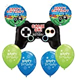 American Balloon Company Video Game Birthday Balloon Bouquet