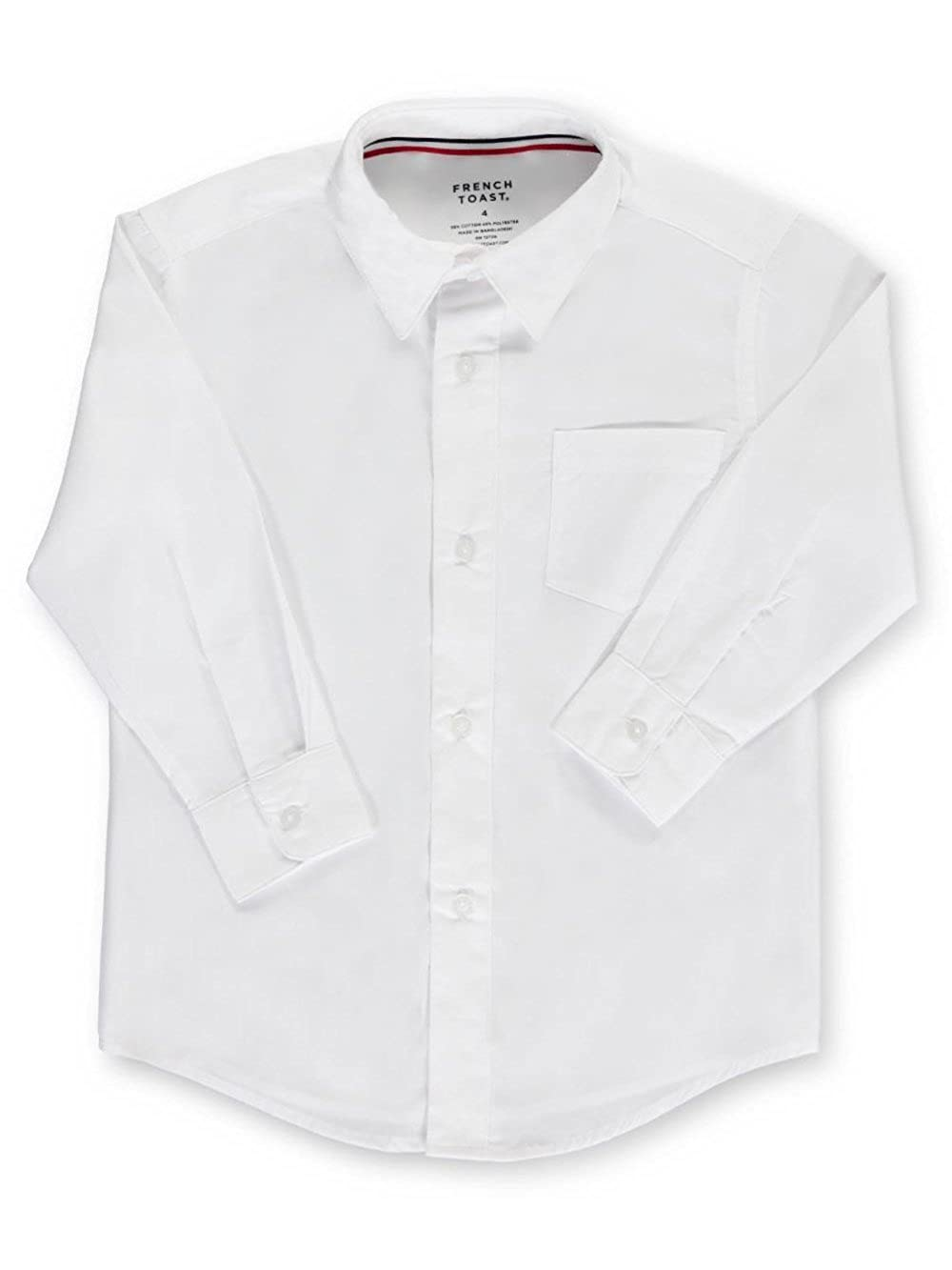 French Toast Little Boys' L/S Button-Down Shirt