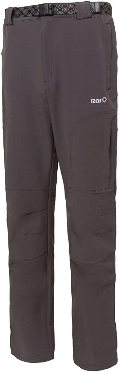 IZAS Men's Vinson Stretch Pants Dark Grey