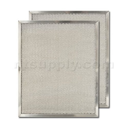 "Broan Model BPS1FA30 Range Hood Filter - 11-3/4"" X 14-1/4"" X 3/8"" (BPS1FA30)"