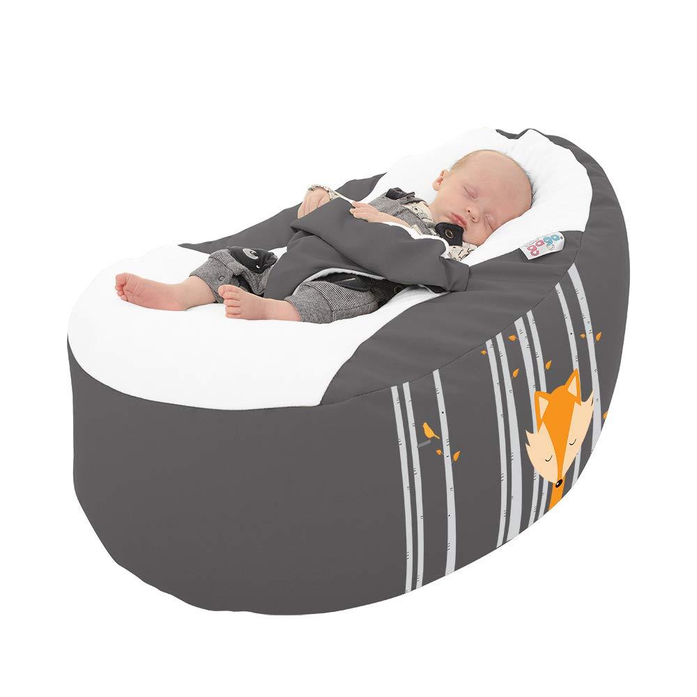 Sleepy Fox Gaga+ - Puf para bebé: Amazon.es: Bebé