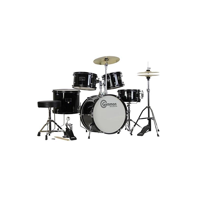Gammon 5-Piece Junior Starter Drum Kit w