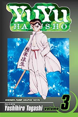 Yu Yu Hakusho, Vol. 3