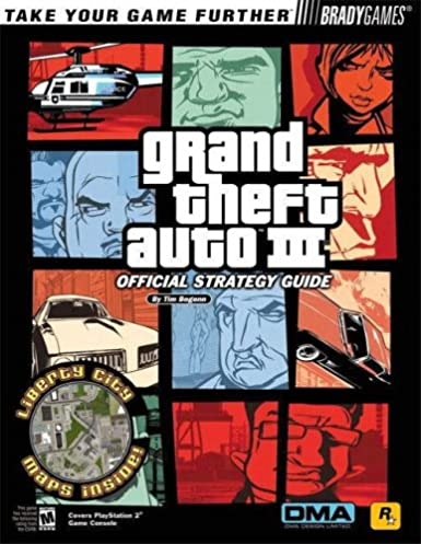 grand theft auto 3 official strategy guide video game books rh amazon com grand theft auto v signature series strategy guide pdf grand theft auto v official strategy guide pdf