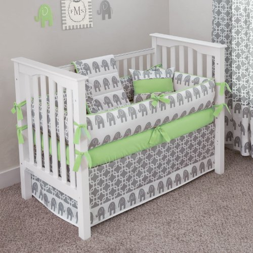 Soho Quack Quack Ducks Baby Crib Nursery Bedding Set 13