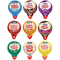 Coffee-Mate Mini Coffee Creamers - 9 Flavor Assortment (36 Pack)