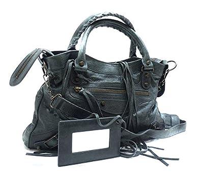 buy online fb999 d0680 Amazon | バレンシアガ ザ・タウン 2WAYショルダーバッグ レザー ...