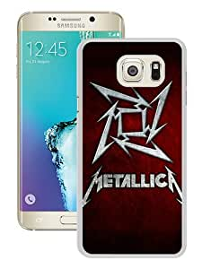 Hot Sale Samsung Galaxy Note 5 Edge Case ,Band Metallica White Samsung Galaxy Note 5 Edge Cover Unique And Beautiful Designed Phone Case