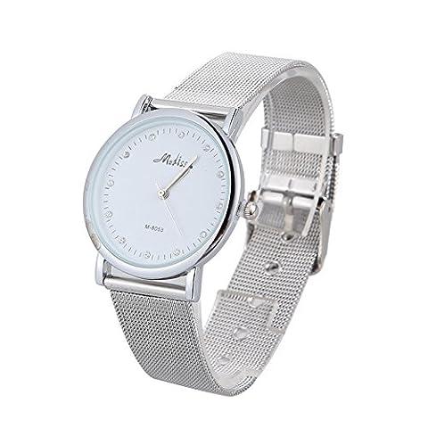 Brand New Casual Stainless Steel Quartz Watches Business Women Dress Watch Luxury Watch Clock Relogios Femininos Reloj (Reloj De Mujer Watches Invicta)