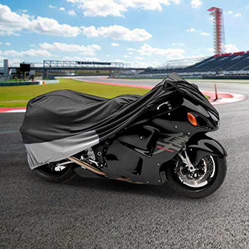 NEH Motorcycle Bike Cover Travel Dust Storage Cover For BMW (Bmw Dust)