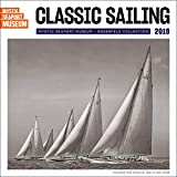 : Classic Sailing Mystic Seaport Wall Calendar 2019 Monthly January-December 12'' x 12""