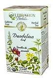 Celebration Herbals - Organic Dandelion Leaf Tea - 24 Herbal Tea Bags