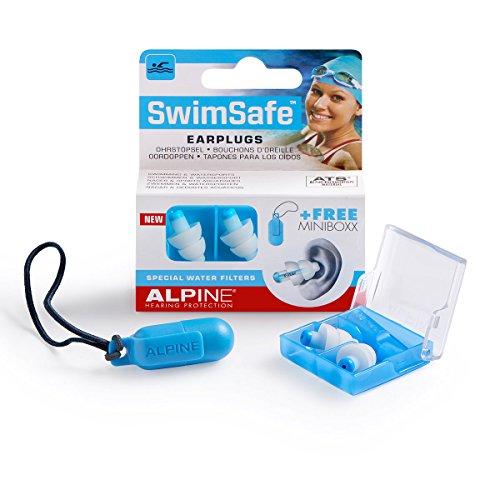 Alpine Swim Safe Earplugs ()