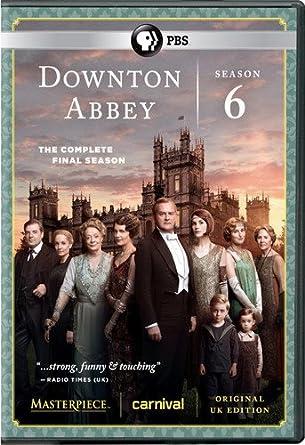 Amazon com: Masterpiece: Downton Abbey Season 6: Laura