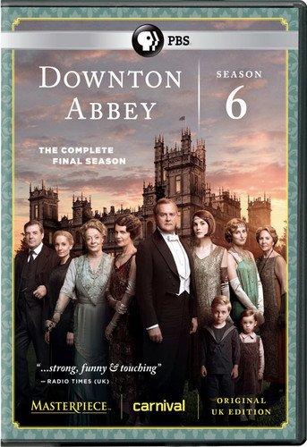 Masterpiece: Downton Abbey Season 6 -