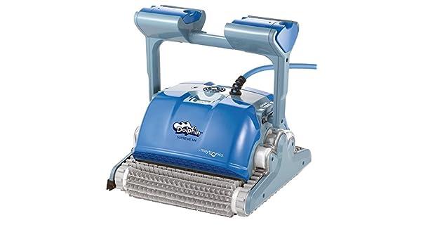 Dolphin Supreme M4 Robot aspiradora Robot limpiador de piscina y ...
