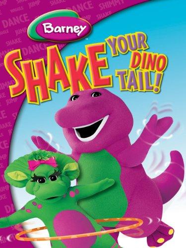 Barney: Shake Your Dino Tail! ()
