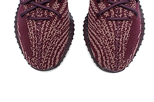 outlet visit new free shipping official site Men Women Lightweight Breathable Mesh Sneakers 350 V2 Running Shoes Red Night Chalk Purple Pink Dark Red tumblr sale online cheap sale best zE2Uk