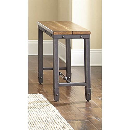 Rectangular Chairside End Table - 7
