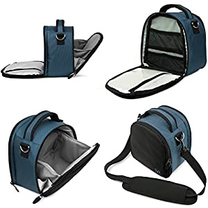 VanGoddy Laurel Carrying Case Bag for Nikon CoolPix Series Compact to Advanced Digital Cameras