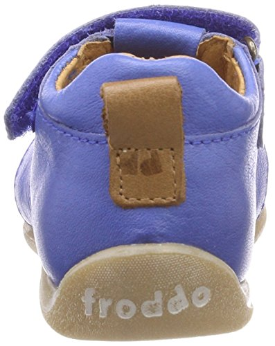 Froddo Children Sandal G2150079-1, Sandalias con Punta Cerrada Unisex Niños Blau (Blue Electric)