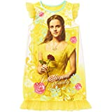 Disney Princess Belle Beauty and The Beast Nightgown Big Girl's Large 10-12