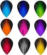 5 x Sets Harrows Sonic Mixed Colour Dart Flights Pear