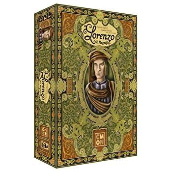 CMON Lorenzo Il Magnifico Board Game