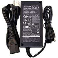 Netgear Power Supply 332-10784-01 ADS-65DI-12-1 12060E 12V 5A for Netgear Wireless Router, Access Point & Bridge, DSL Modem, Cable Modem, Phone Gateway