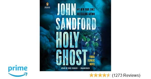 Amazon com: Holy Ghost (A Virgil Flowers Novel) (9780525634331