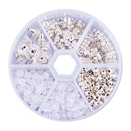 Pandahall Plastic Earring Jewelry Findings