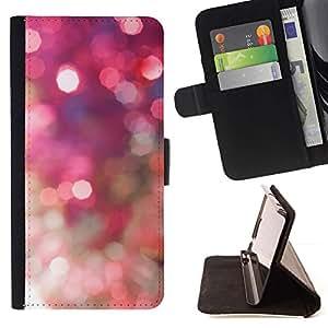For LG G3 Case , Sparkle brillante Oro Disco- la tarjeta de Crédito Slots PU Funda de cuero Monedero caso cubierta de piel