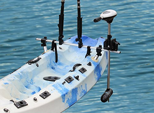 Brocraft Fishing Kayak Trolling Motor Mount Universal
