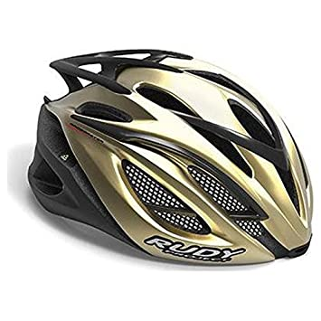 Casco Rudy Project Race Master Oro 2017