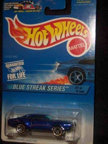 Blue Streak Series #1 Olds 442 #573 Mint
