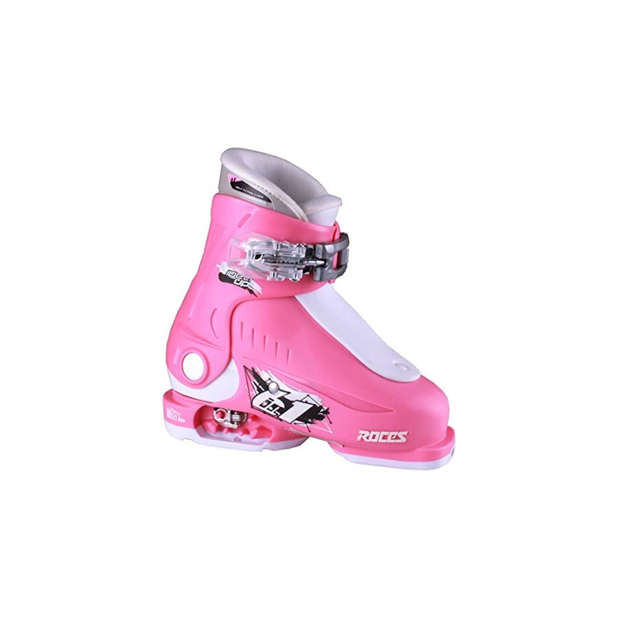 Roces Idea Up G Girls Ski Boots 2016 1618/Deep Pink