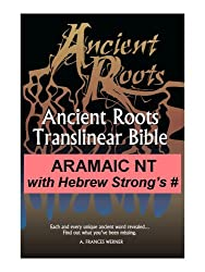Aramaic NT with Hebrew Strong's Numbers (Ancient Roots Translinear Bible Book 4)