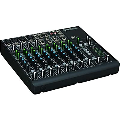 Mackie 1202VLZ4 12-Channel Compact Mixer by Loud Technologies, Inc.