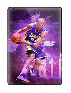 Ipad Air Kobe Bryant Print High Quality Tpu Gel Frame Case Cover by mcsharks