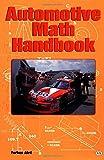 img - for Automotive Math Handbook book / textbook / text book