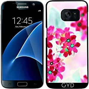 Funda para Samsung Galaxy S7 - Flores De Color Rosa Ii by LoRo-Design