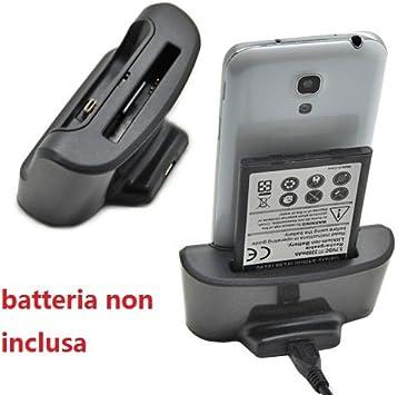 Station Dock Chargeur de Batterie USB Double pour Batterie